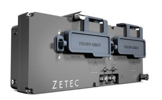 Ультразвуковой дефектоскоп ТОПАЗ 16 от ZETEC - разделитель зонда